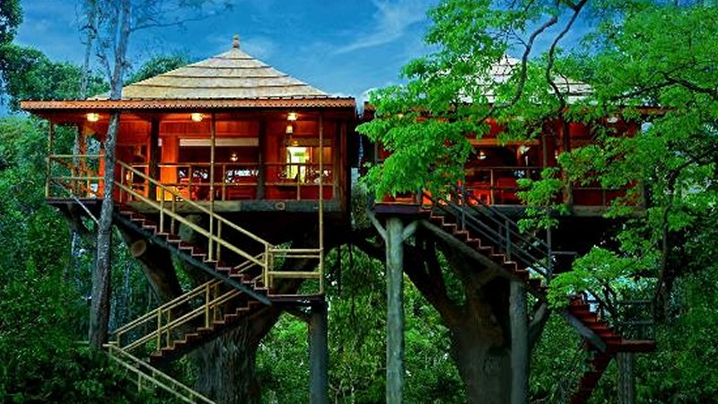 <p>Ranger Wood Nature Castle Machan Treehouse in Thekkady- Enjoy your vacation with comfort</p>