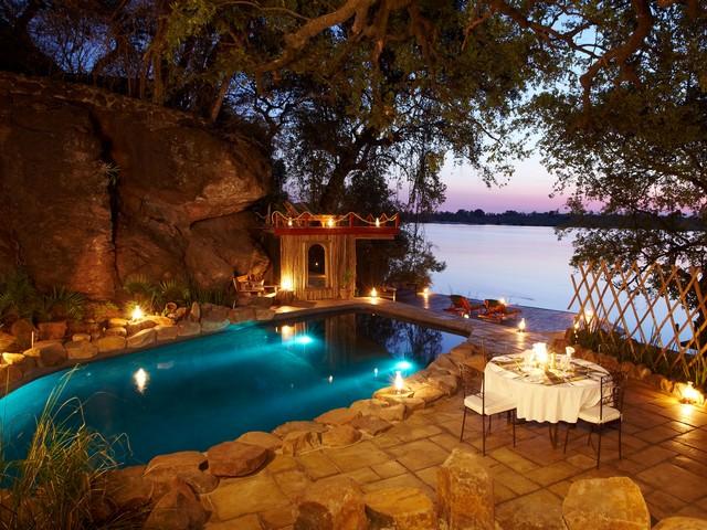 Tongabezi Lodge, Victoria Falls, Zambia